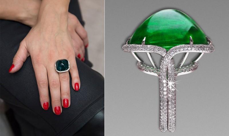 David Morris_Emerald Ring